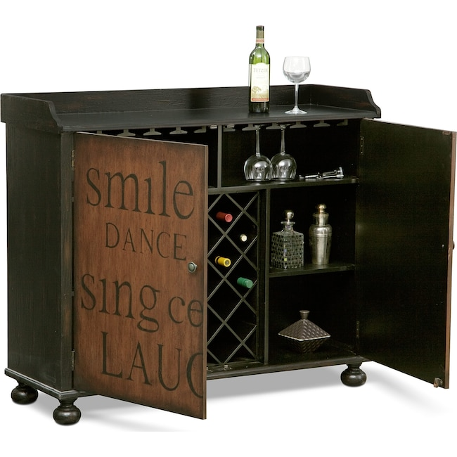 Accent and Occasional Furniture - Happy Hour Wine Bar