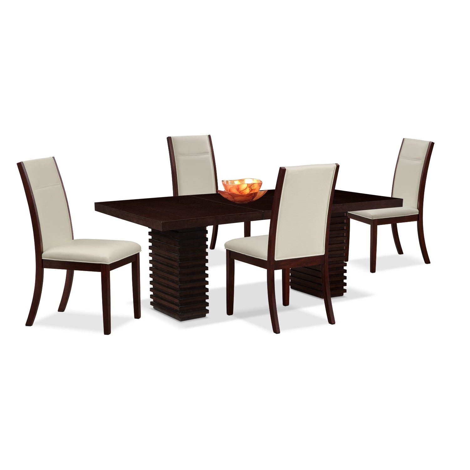 Dining Room Furniture - Paragon Calcutta 5 Pc. Dinette