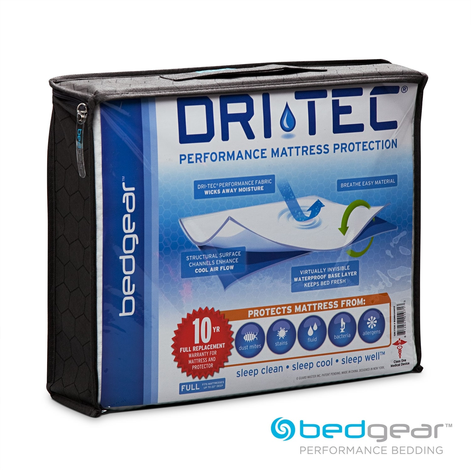 Dri-Tec® Full Mattress Protector