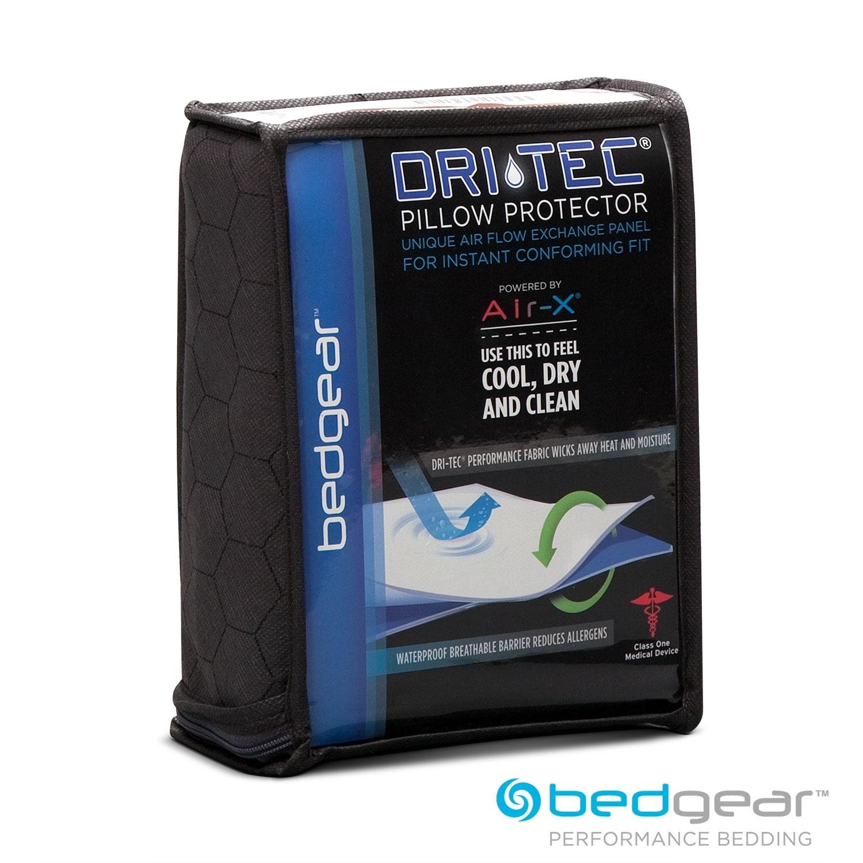 Mattresses and Bedding - Dri-Tec® Queen Pillow Protector