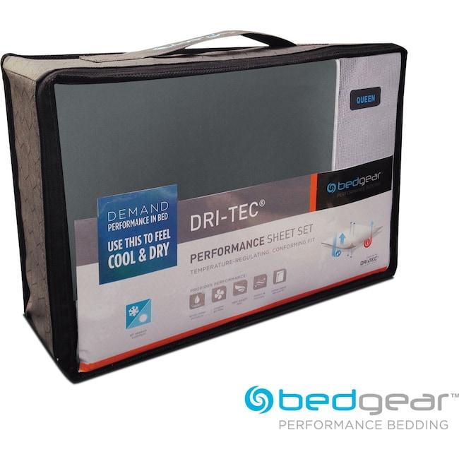 Mattresses and Bedding - Dri-Tec® Performance Queen Sheet Set