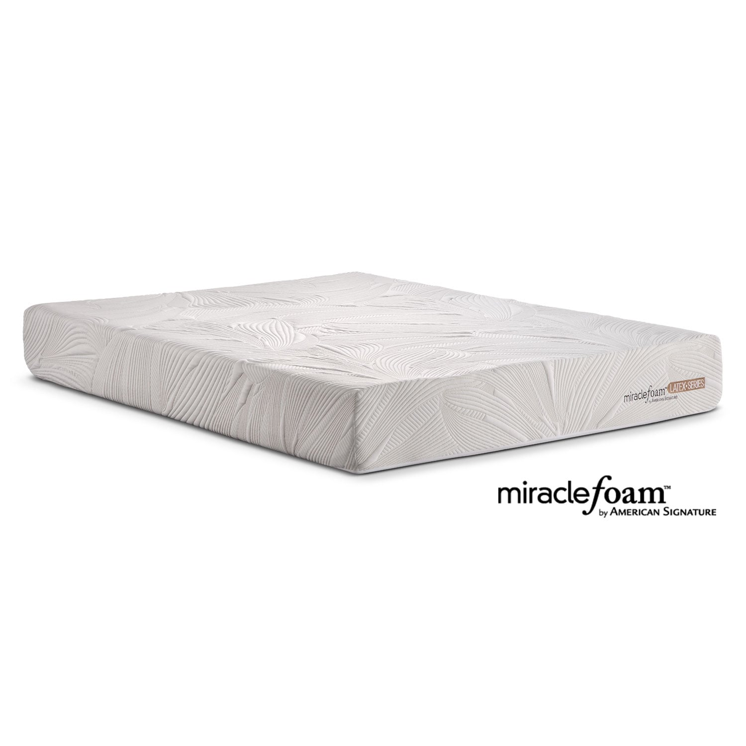 Mattresses and Bedding - Tranquil Queen Mattress