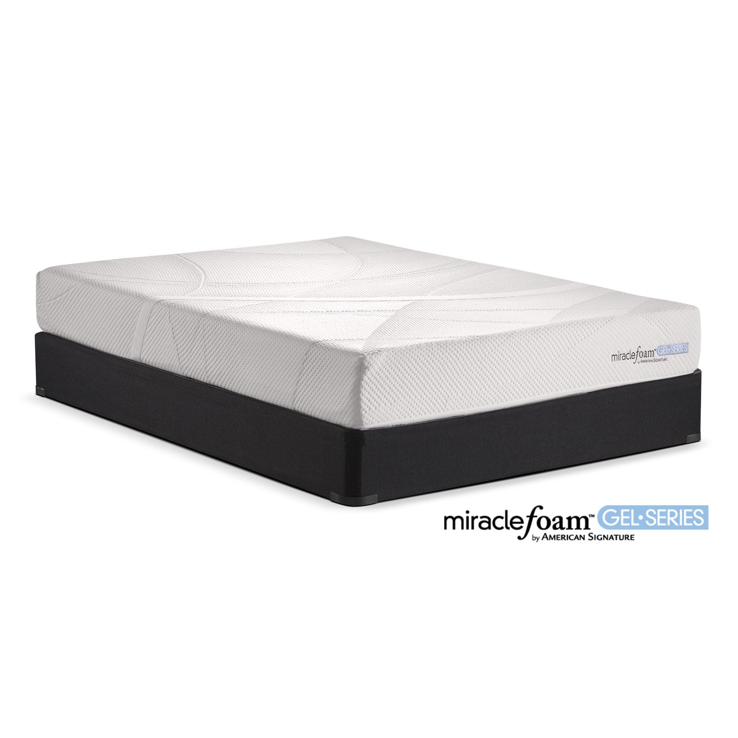 Mattresses and Bedding - Rejuvenate II Firm Full Mattress and Foundation Set