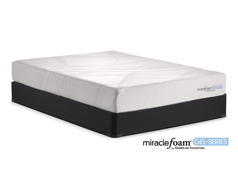 Shop Miracle Foam Mattresses Value City Furniture