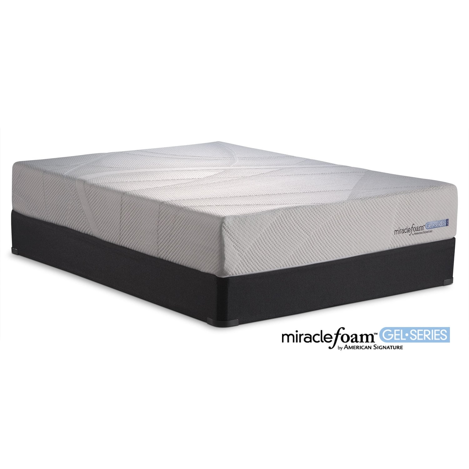 [Invigorate II Full Mattress/Foundation Set]