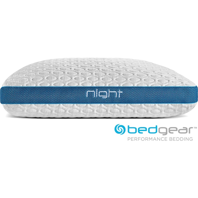 Mattresses and Bedding - Night II Jumbo/Queen Side Pillow
