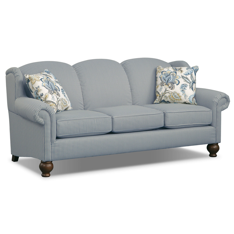 Living Room Furniture - Charlotte III Sofa