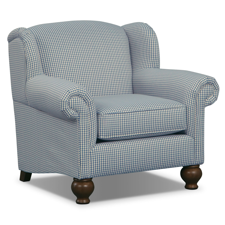 Living Room Furniture - Charlotte III Chair