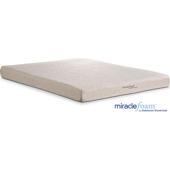 Mattresses and Bedding - Miracle Foam Renew II Twin Mattress