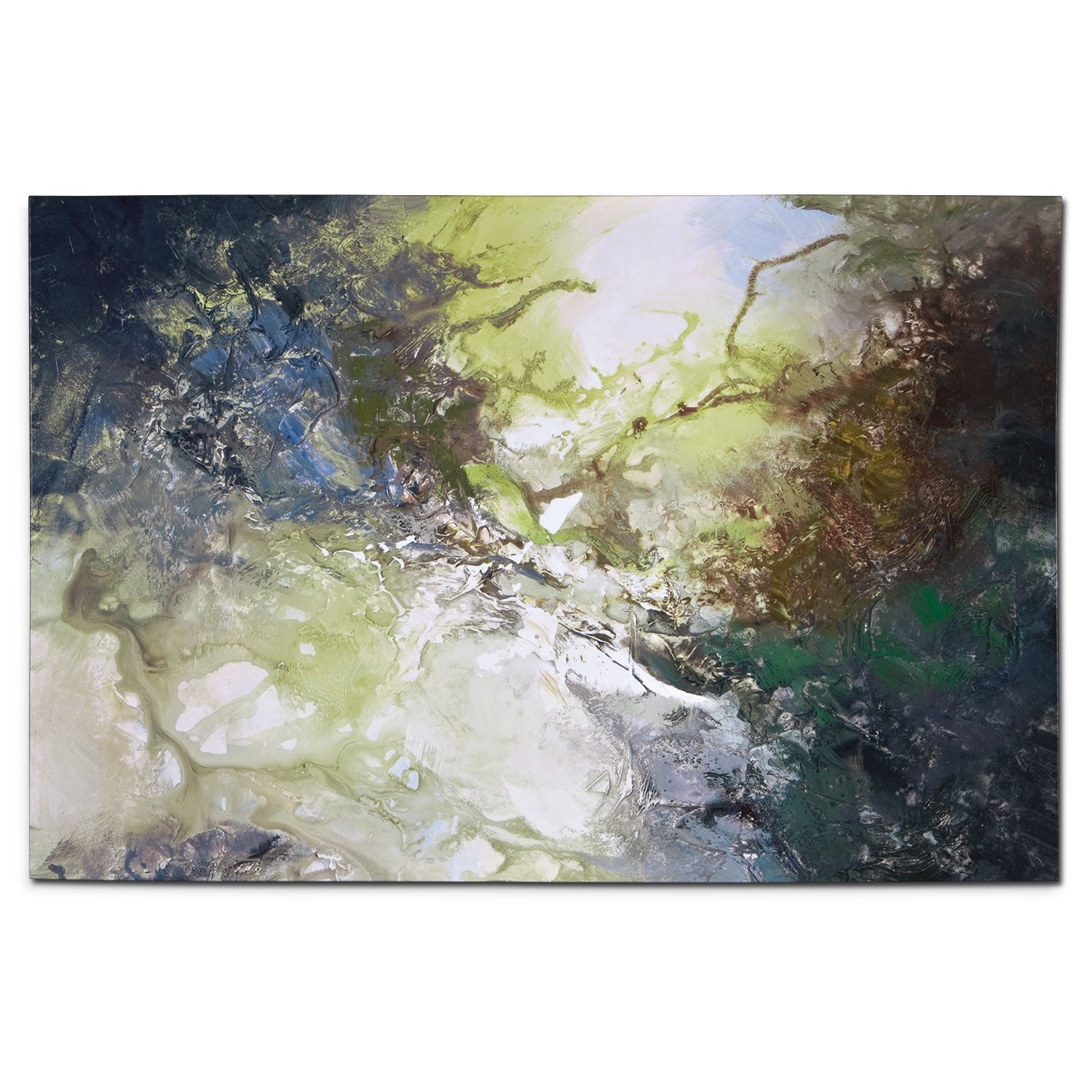 Home Accessories - Creation Canvas Print