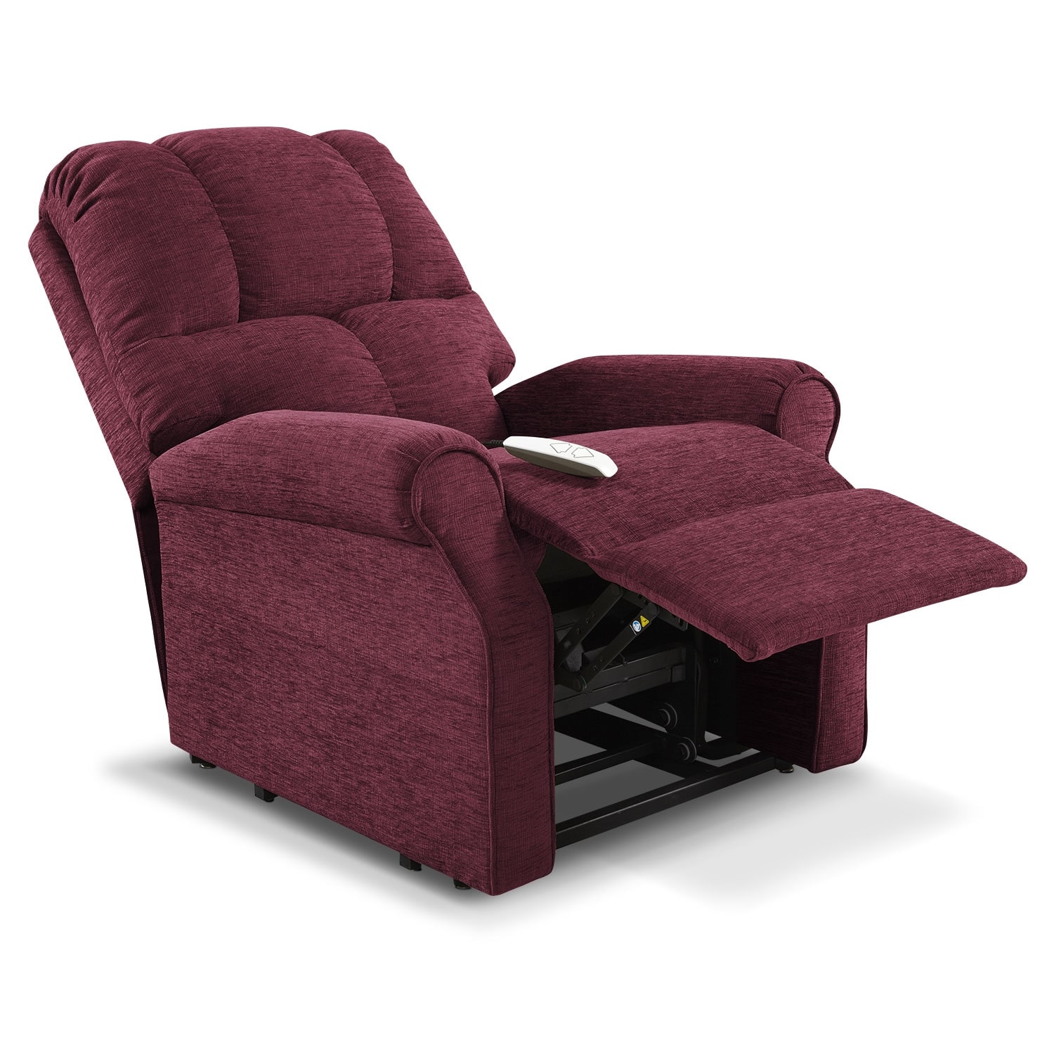 Tillie Lift Chair Bordeaux