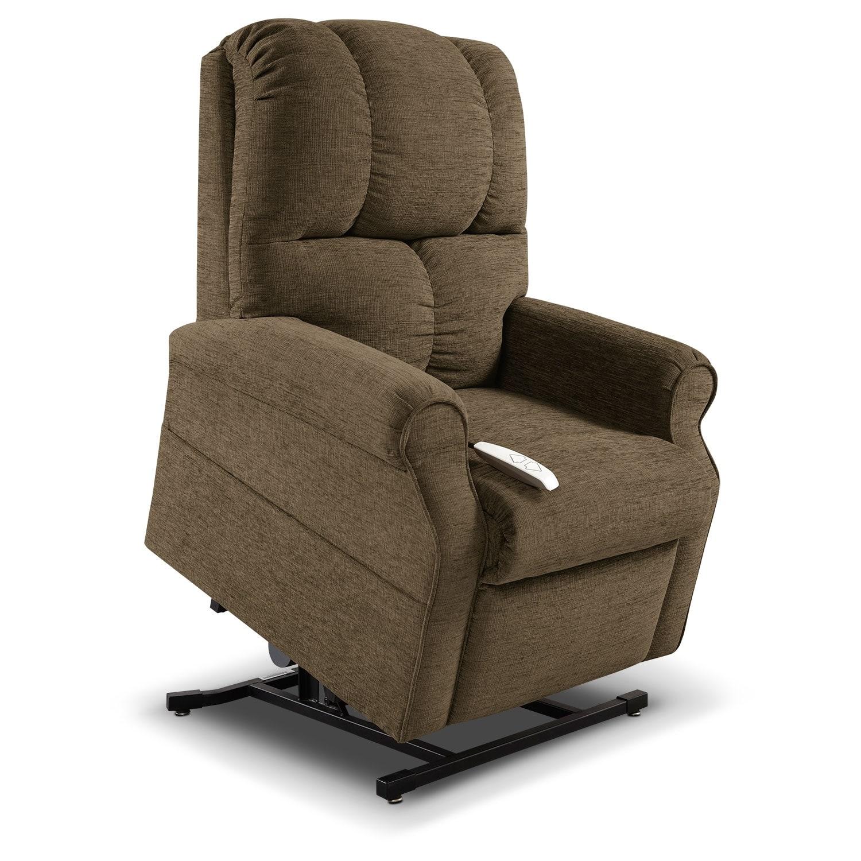 Living Room Furniture - Tillie Lift Chair - Godiva