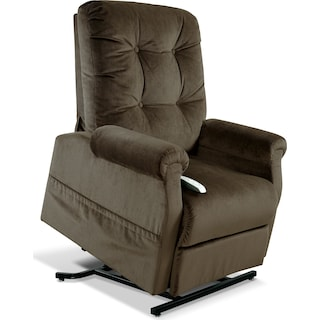 Elmer Lift Chair - Chocolate