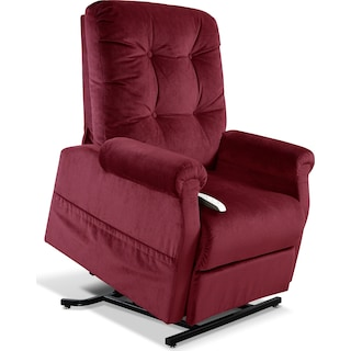 Elmer Lift Chair - Wine
