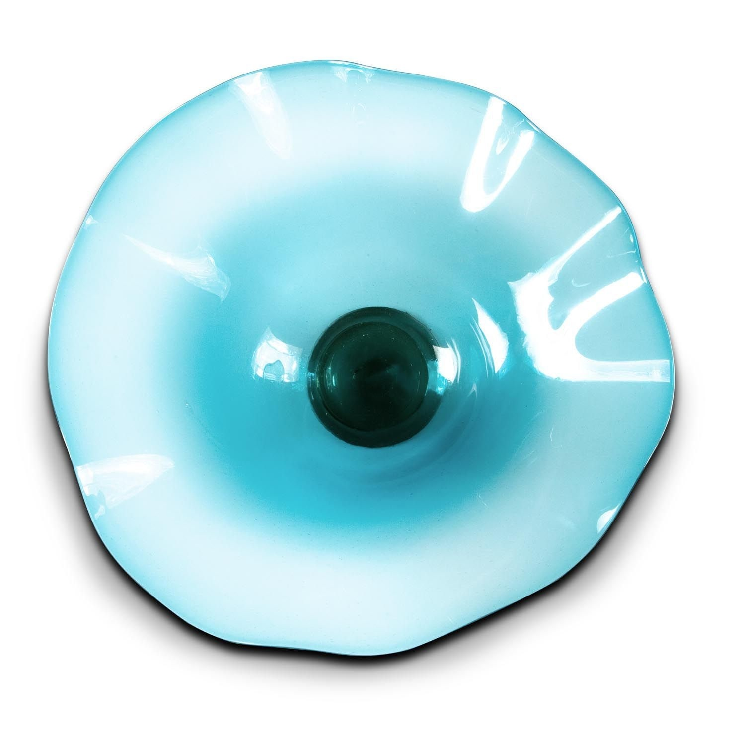"Home Accessories - Clear Turquoise 21"" Wall Décor"