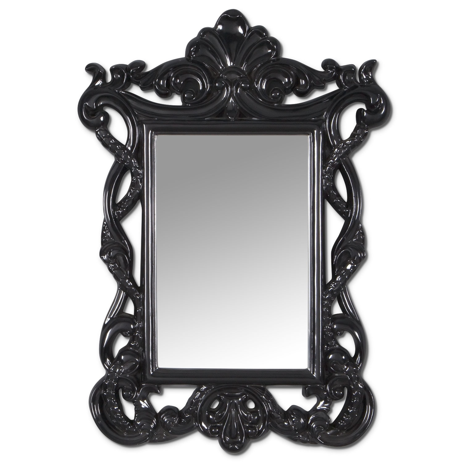 [Veronica Mirror (Black)]