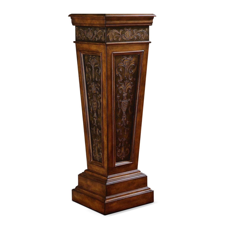 Standaway Accent Pedestal