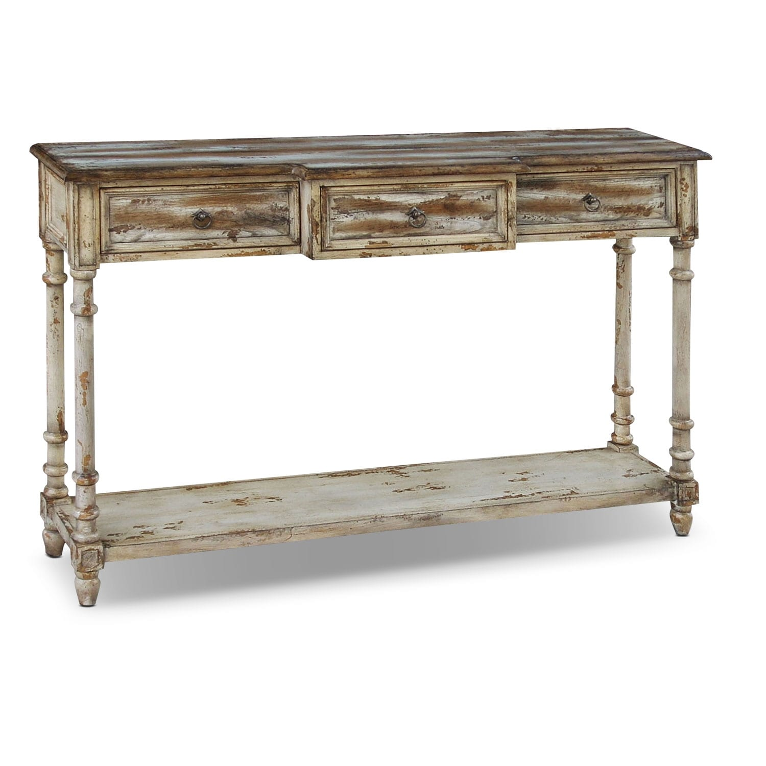 Accent and Occasional Furniture - Beckton Console Table