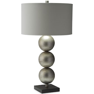 Three Orb Table Lamp