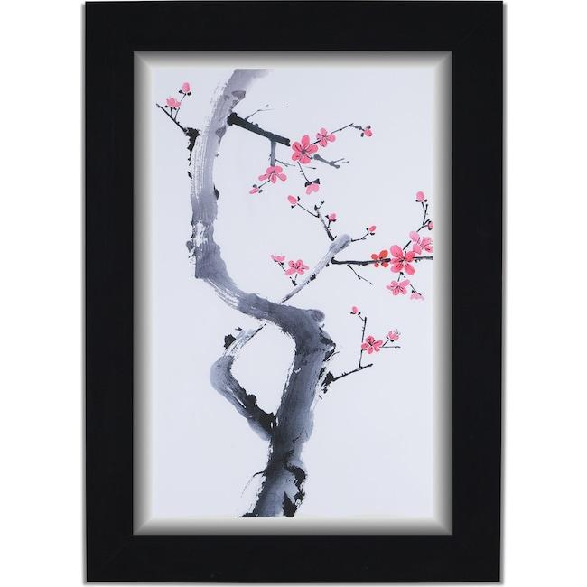 Home Accessories - Plum Blossom Framed Print