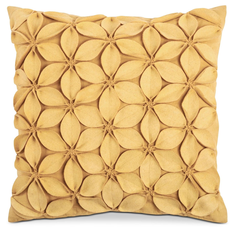 Daffodil Decorative Pillow