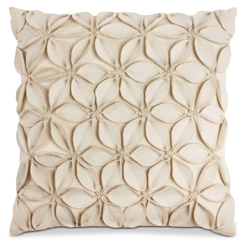 Dahlia Decorative Pillow