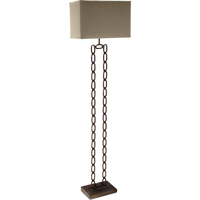 Home Accessories - Chain Floor Lamp
