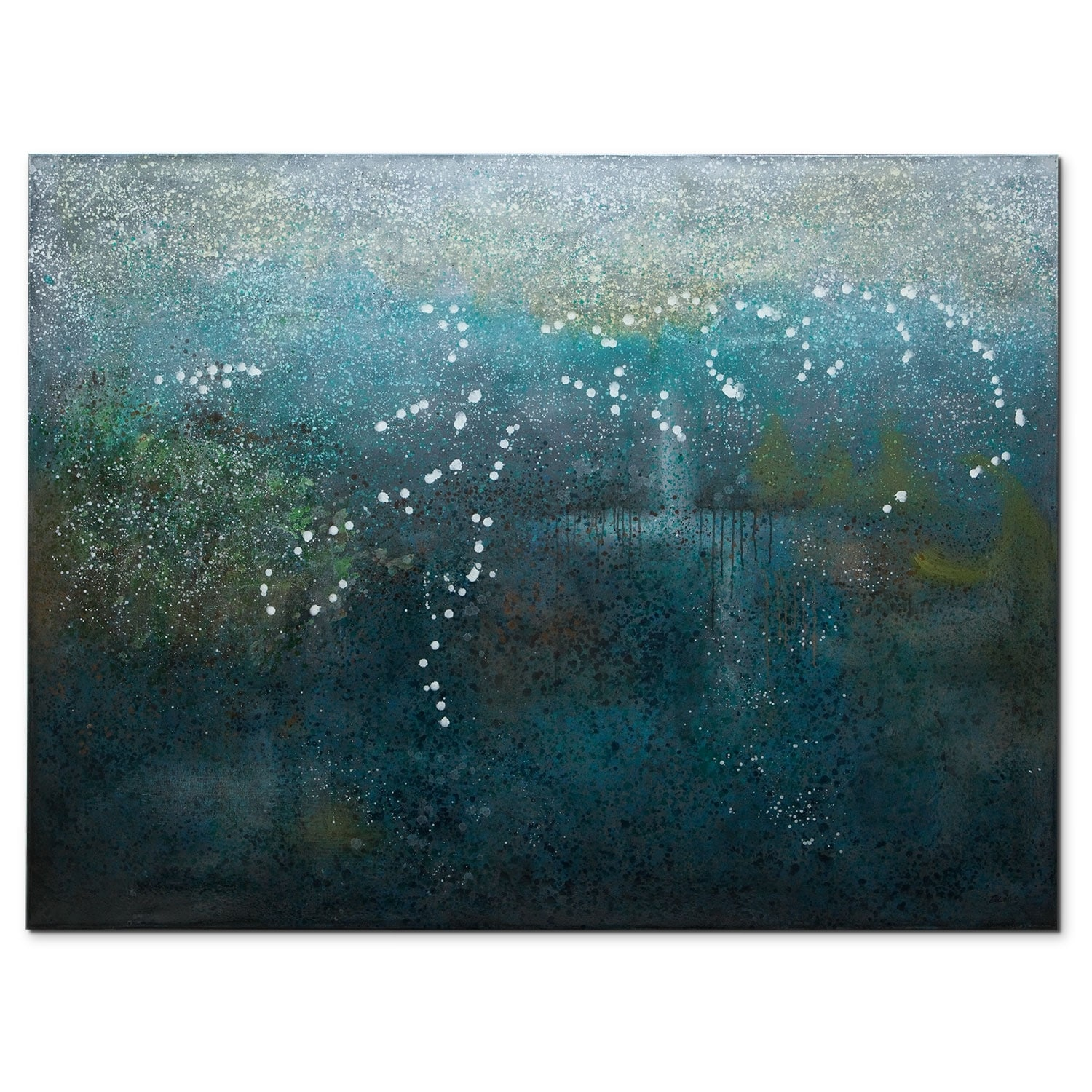 Home Accessories - Cloud Forest Canvas Print
