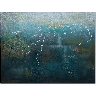Cloud Forest Canvas Print