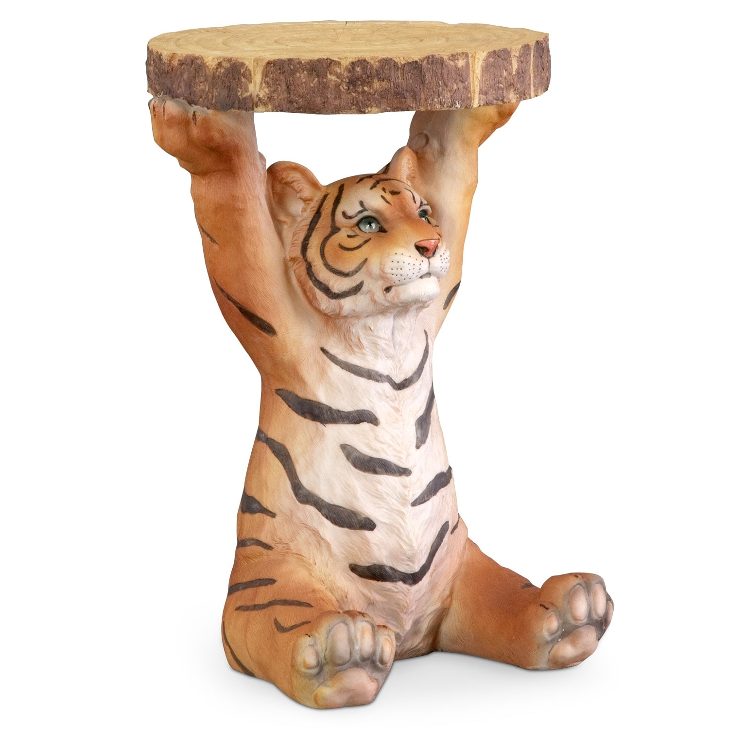 Tiger Accent Table