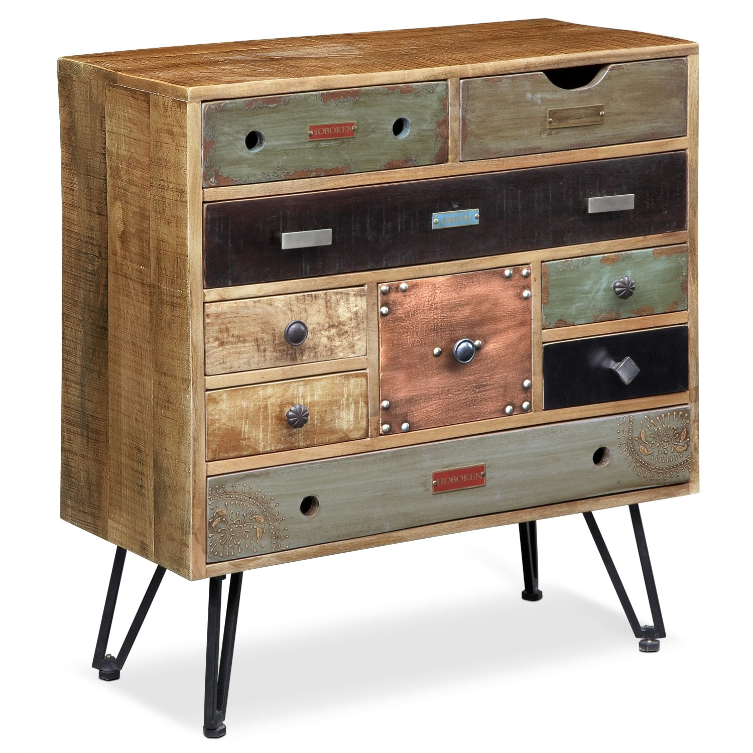 Traveler Accent Cabinet