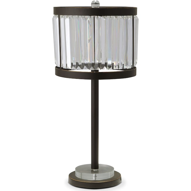 Home Accessories - Chrystal Table Lamp