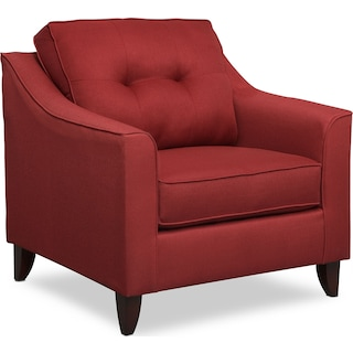Marco Red Chair - Red