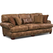 Burlington Sofa Cognac