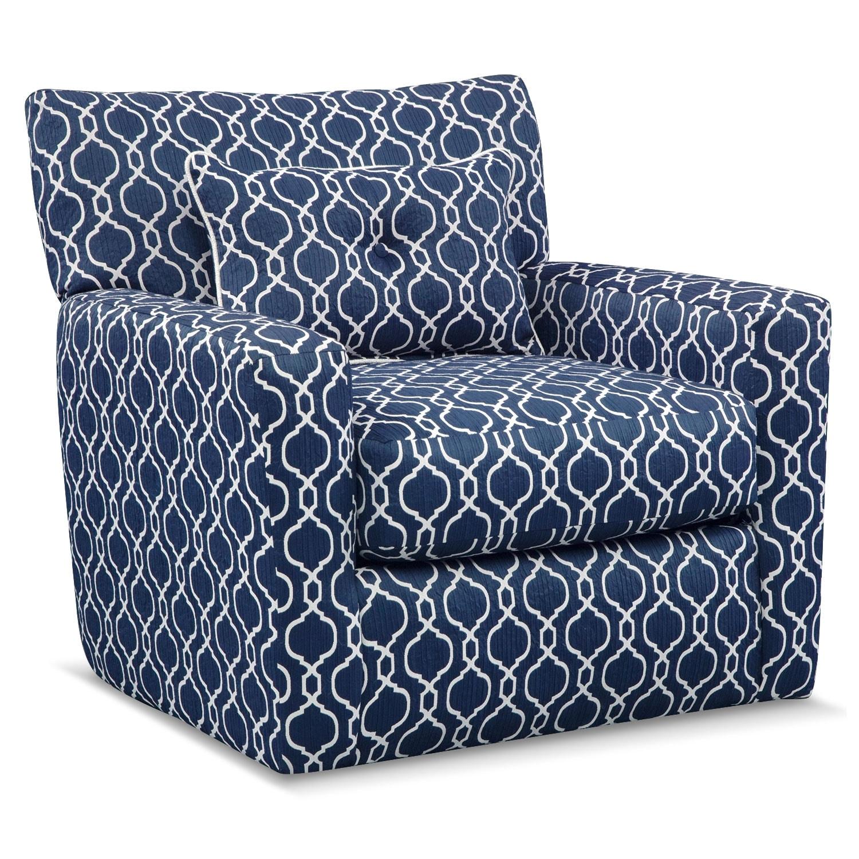 [Lolita Swivel Chair]