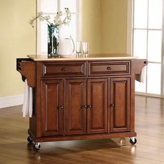 Ravenna Kitchen Cart - Cherry