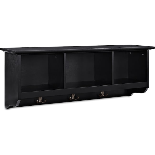 Accent and Occasional Furniture - Levi Entryway Storage Shelf