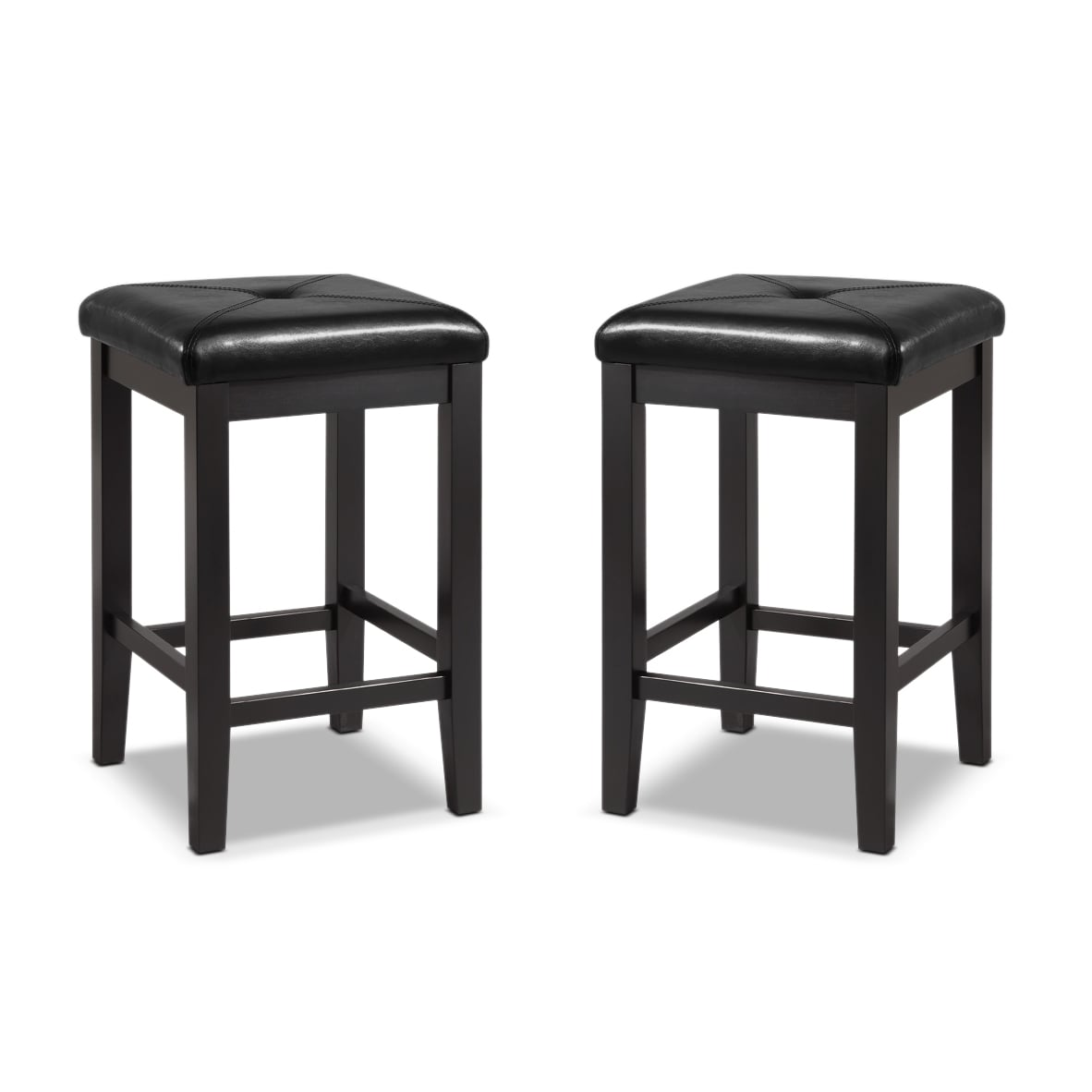 Dining Room Furniture - Bodega 2-Pack Barstools