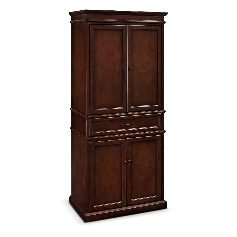 Corner Kitchen Curio Cabinet China Cabinets Curios Value City Furniture