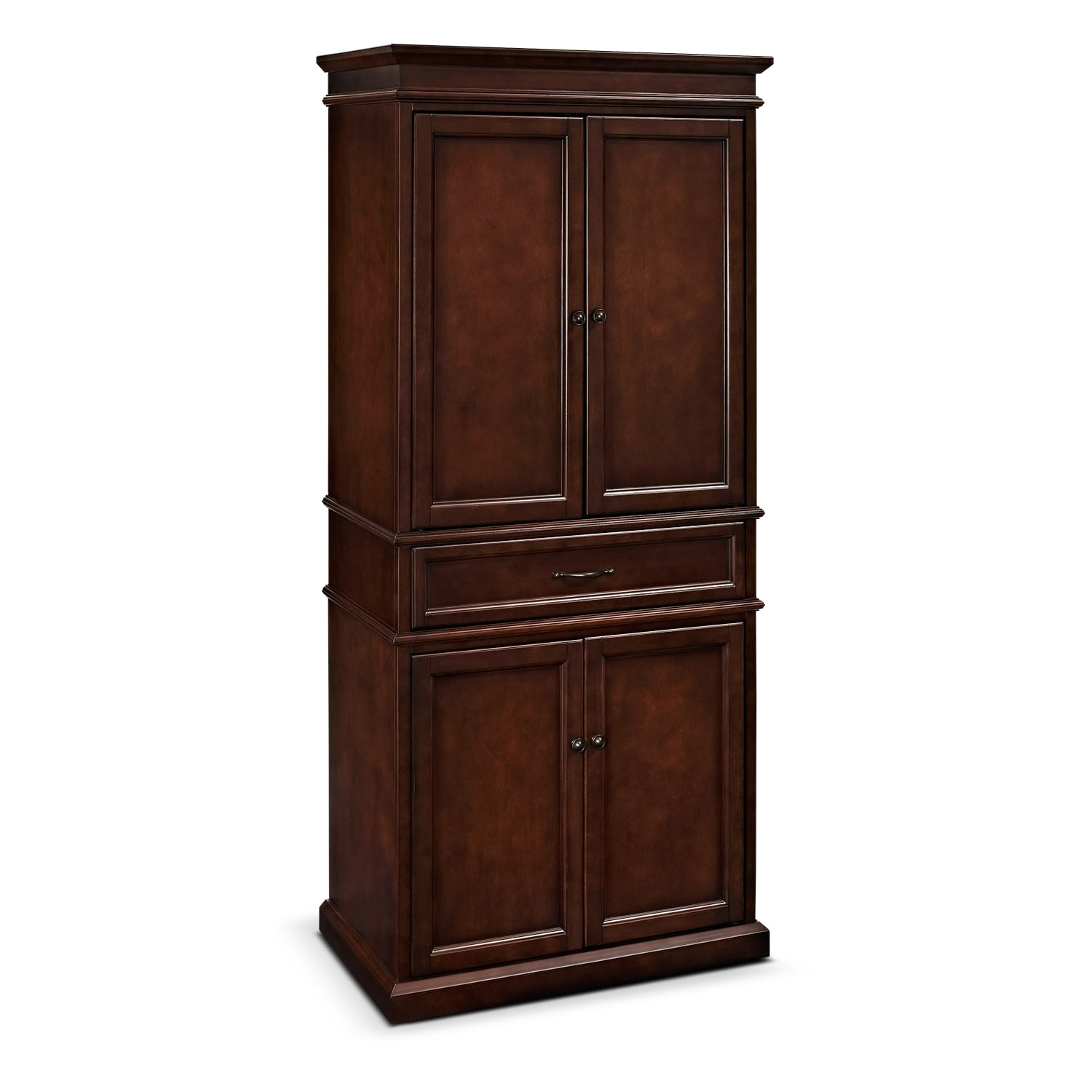 Incroyable Accent And Occasional Furniture   Midway Pantry   Mahogany