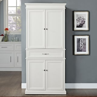 Midway Pantry - White