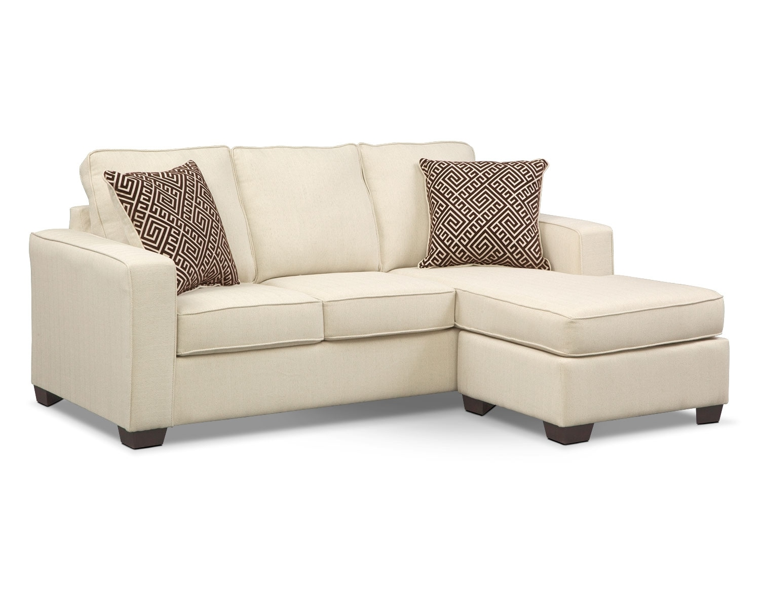The Sterling Beige Sleeper Sofa Collection
