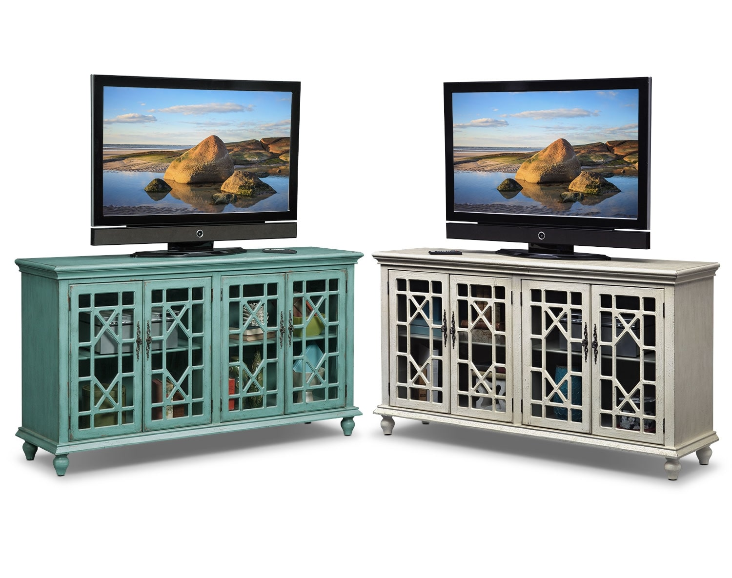 The Grenoble Media Credenza Collection