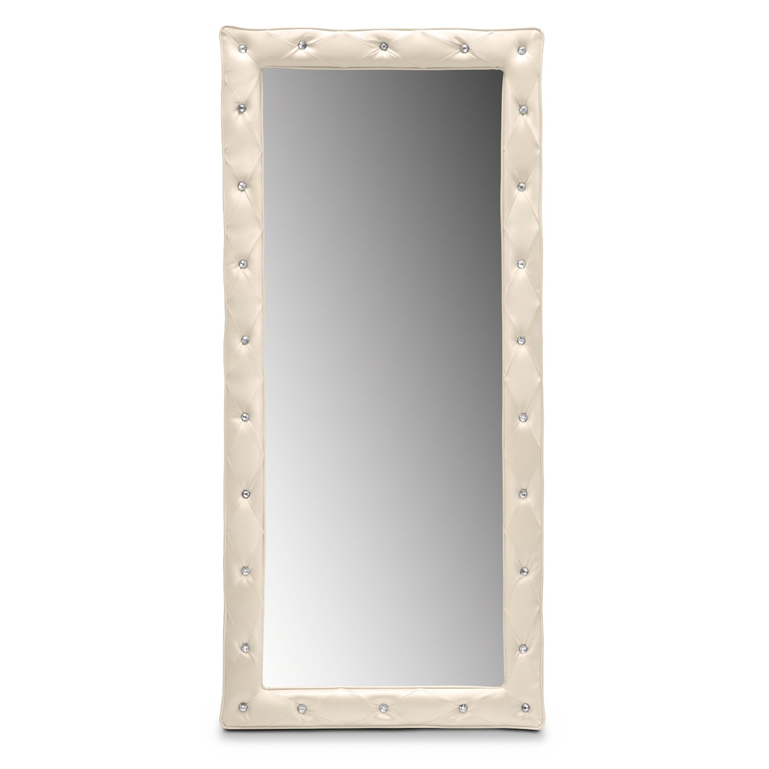 Kids Furniture - Valerie Pearl Floor Mirror