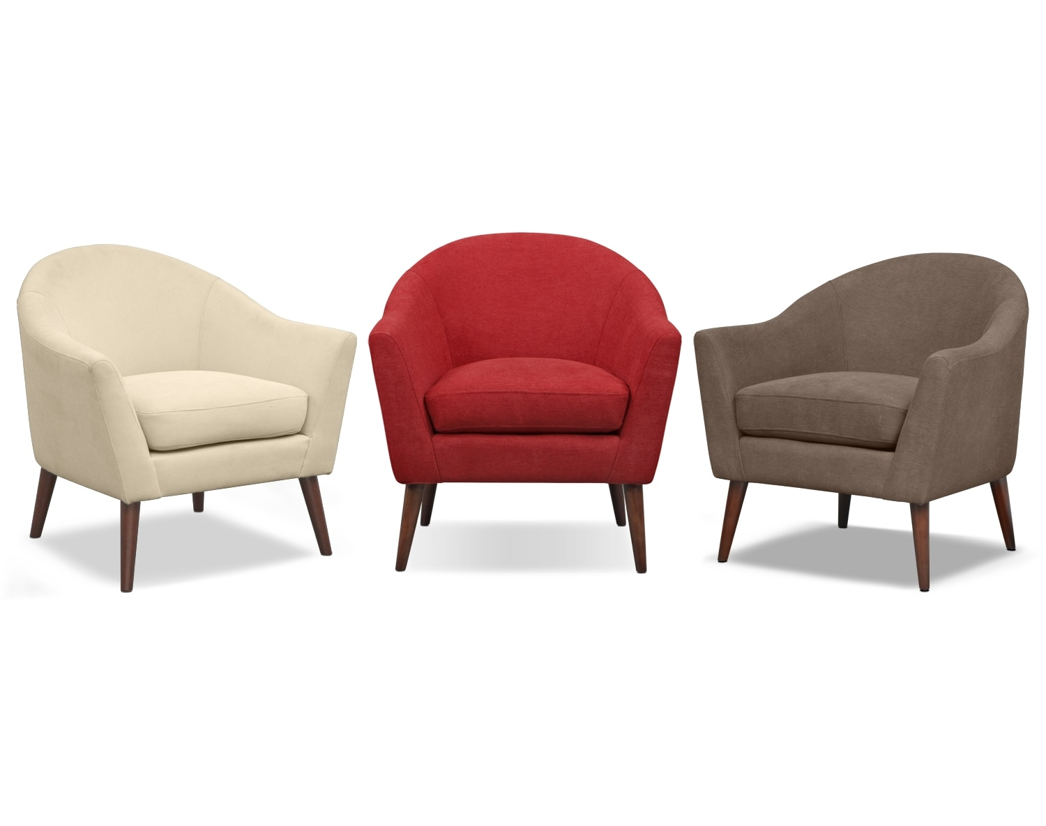 The Rosa Accent Chair Collection