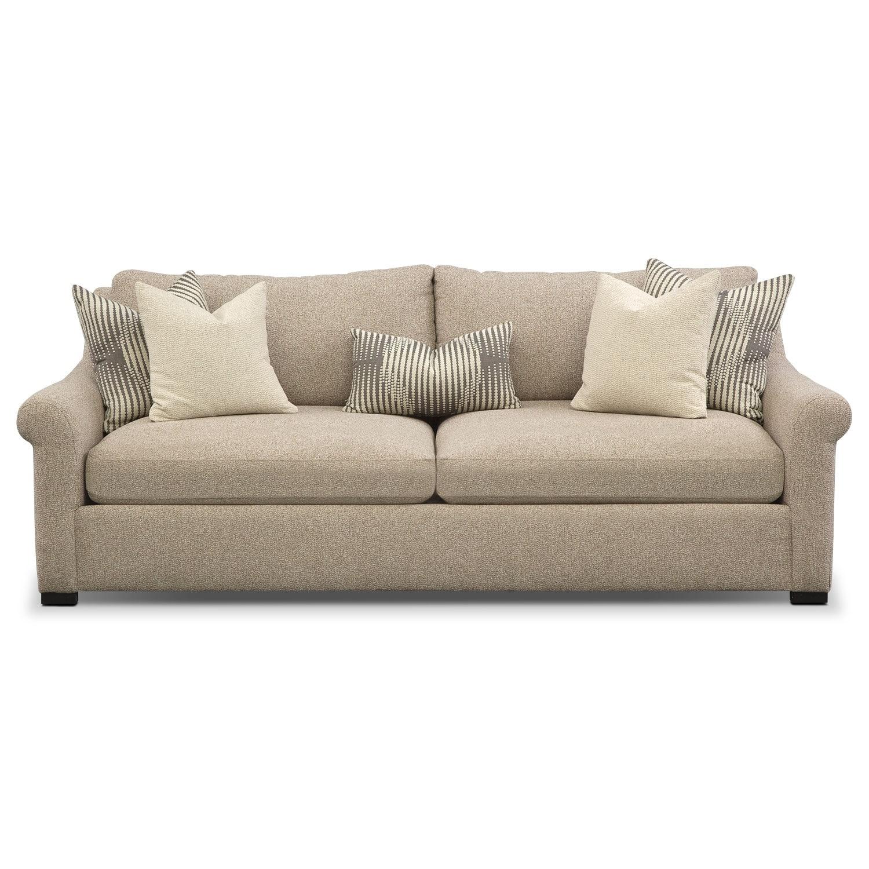 Robertson Cumulus Sofa Beige Value City Furniture