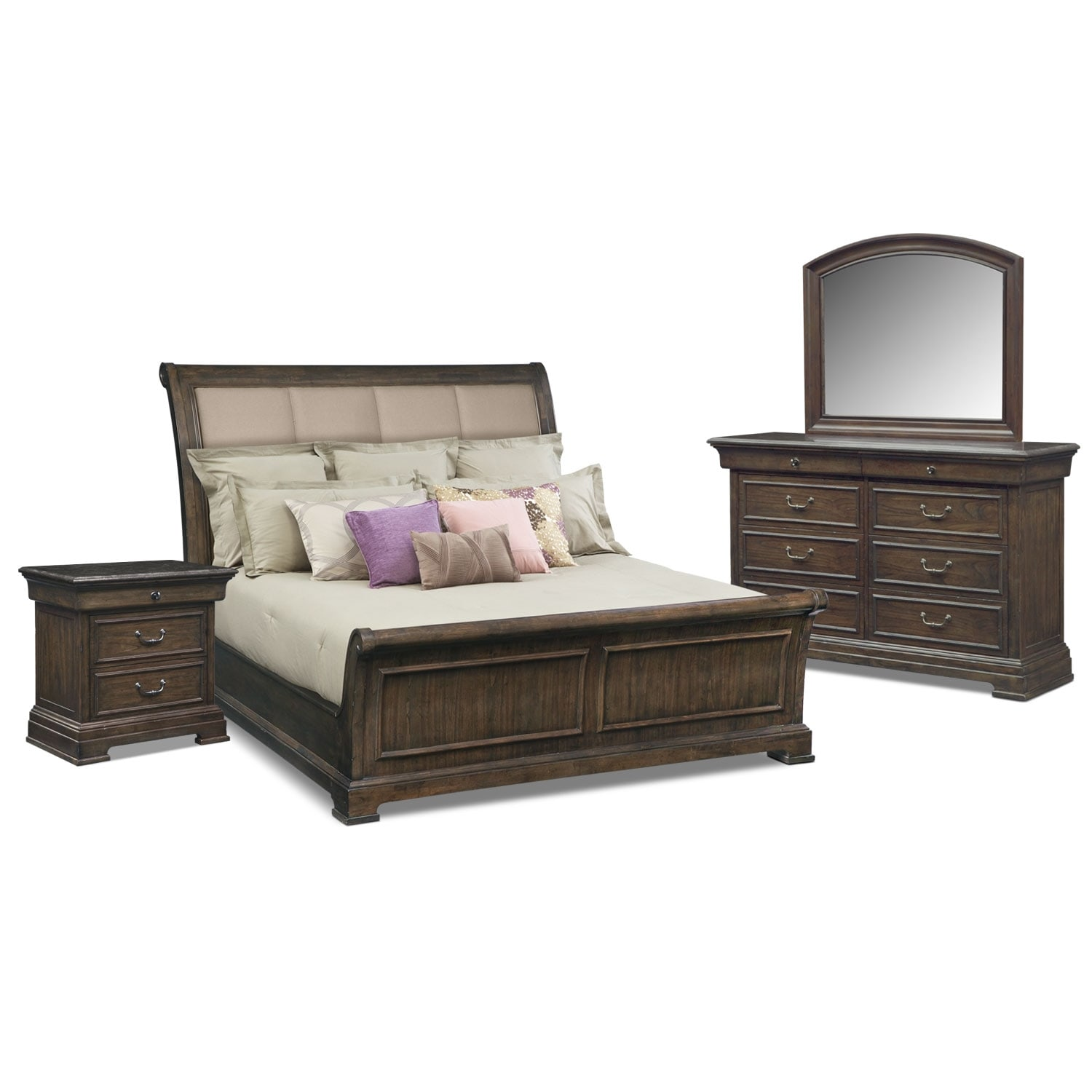 Collinwood 6 Pc. King Bedroom Package