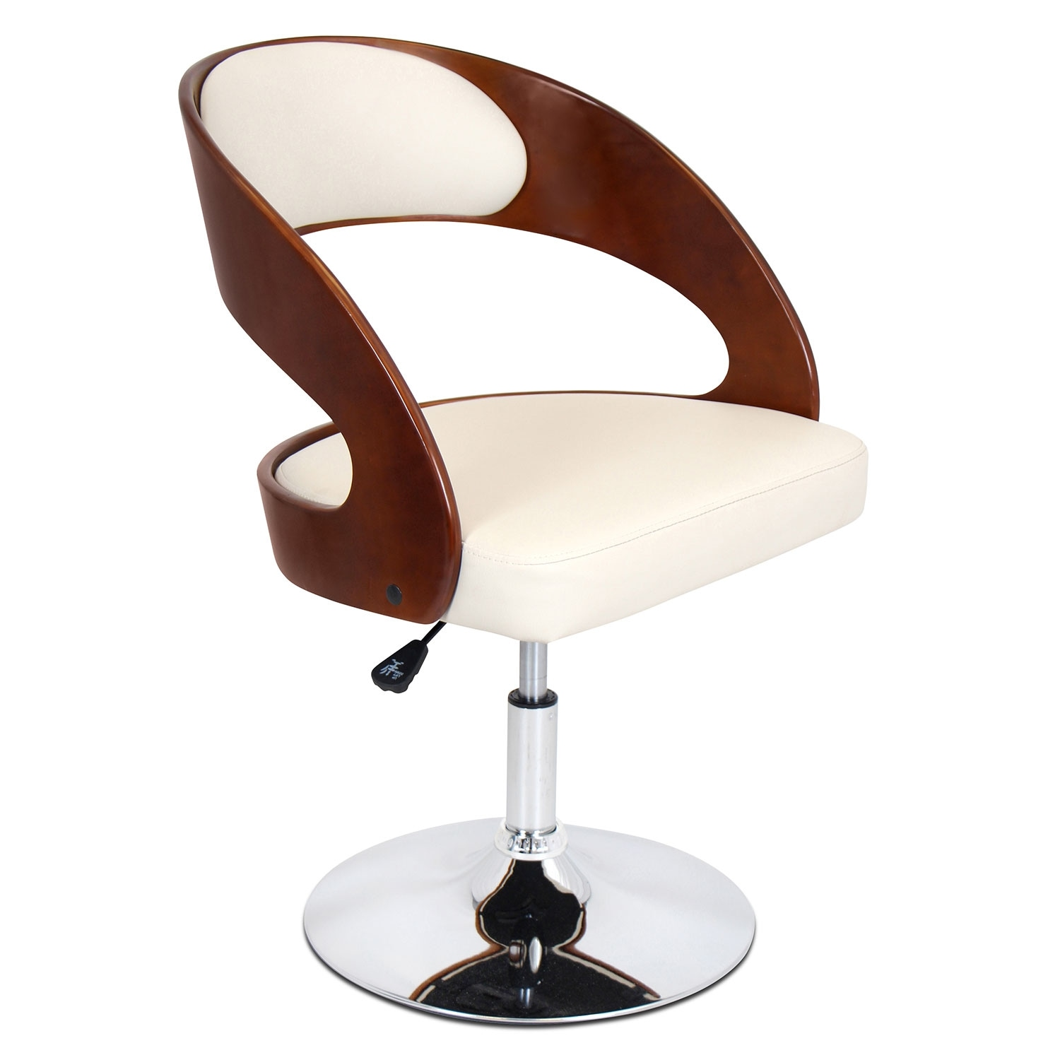 Living Room Furniture - Oxford Accent Chair - White