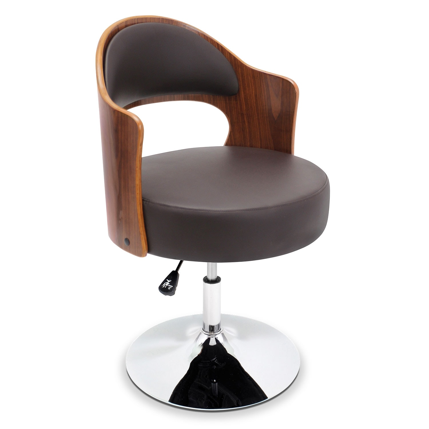 Park Accent Chair - Brown