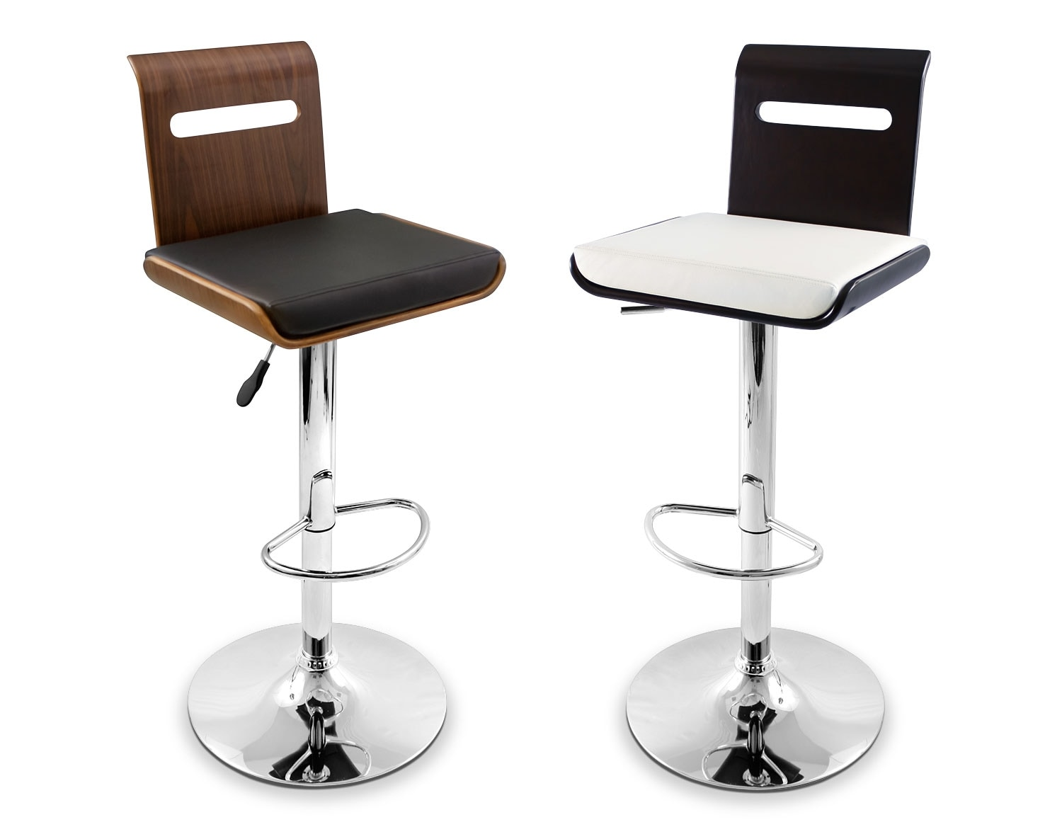 The Domato Adjustable Barstool Collection